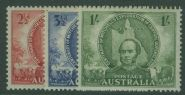 AUS SG216-8 Mitchell set of 3